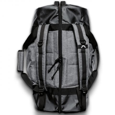 Jones Weekender Duffle Bag Charcoal/Black