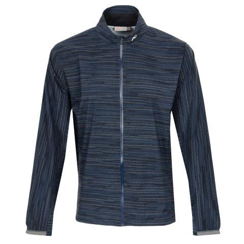 KJUS Dexter 2.5L Printed Golf Waterproof Jacket