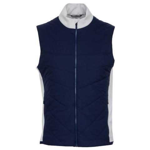 KJUS Release Full Zip Golf Vest