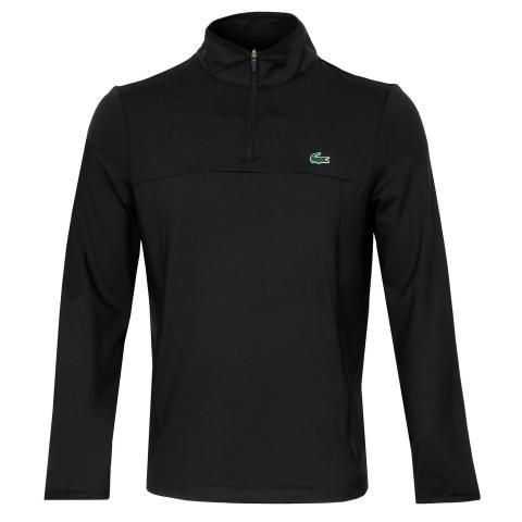 Lacoste Technical Half Zip Sweater