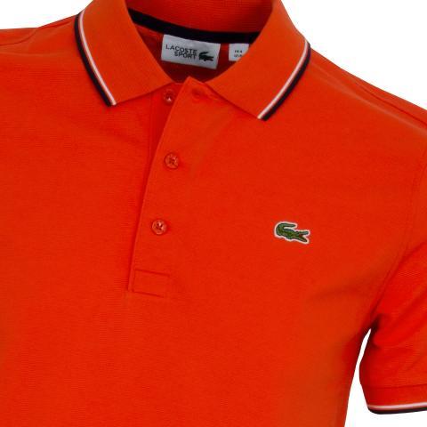 99cda926 lacoste 3 button polo shirt