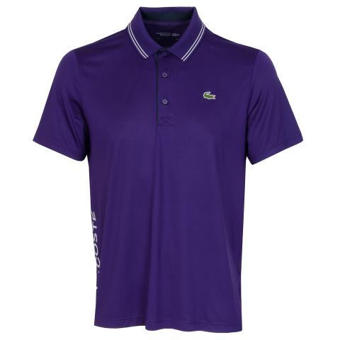 Lacoste Signature Breathable Polo Shirt