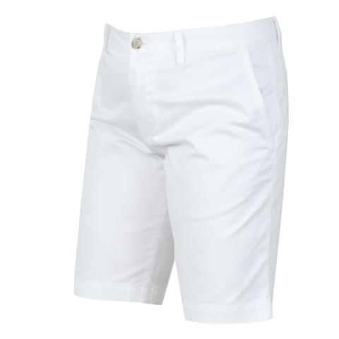 Lacoste Stretch Gabardine Bermuda Golf Shorts
