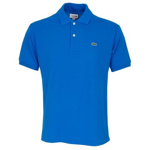 Lacoste Classic Polo Shirt Nattier Blue