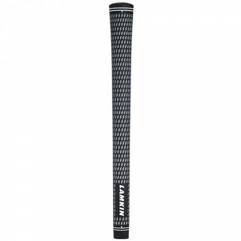 Lamkin Crossline Midsize Golf Club Grip Black/White