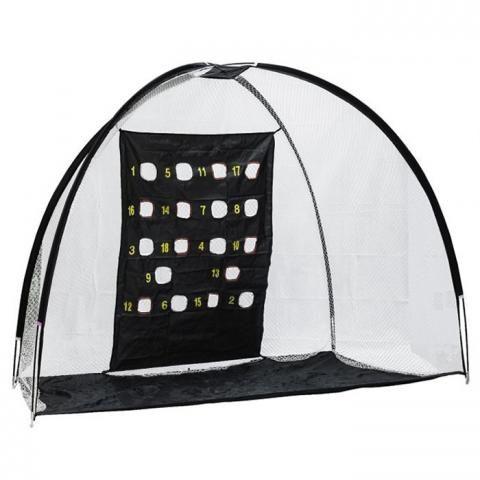 Longridge Full Swing Indoor/Outdoor Golf Practice Net 305cm wide x 213cm high x 151cm deep