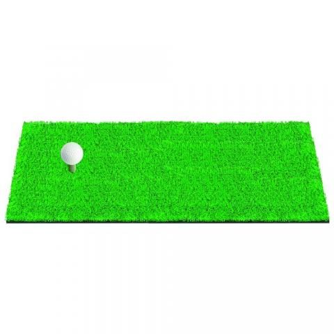 Longridge Deluxe Golf Driving Mat with Tee Dimensions: 14cm x 31.5cm x 14cm