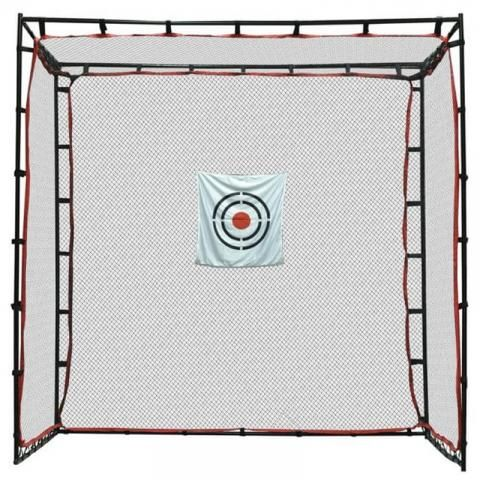 Master Cage Super Size Full Swing Golf Driving Net Dimensions: 3m x 3m x 3m