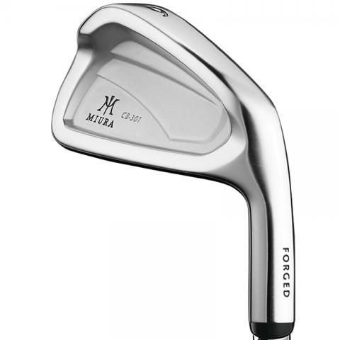 Miura CB-301 Chrome Golf Irons Mens / Right Handed