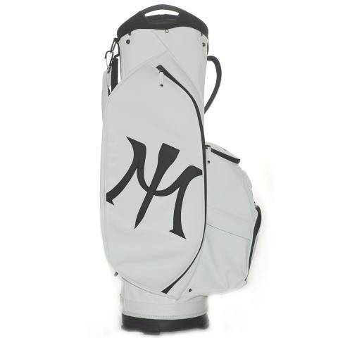 Miura by Vessel Limited Edition Golf Cart Bag White/Black
