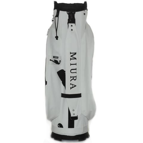 Miura by Vessel Limited Edition Golf Cart Bag