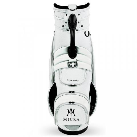 Miura by Vessel Limited Edition Tour Staff Golf Bag