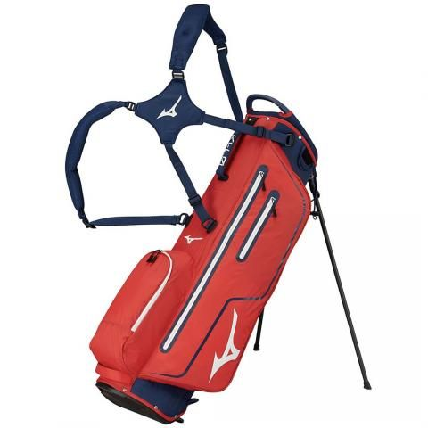 Mizuno K1-LO Golf Stand Bag Red