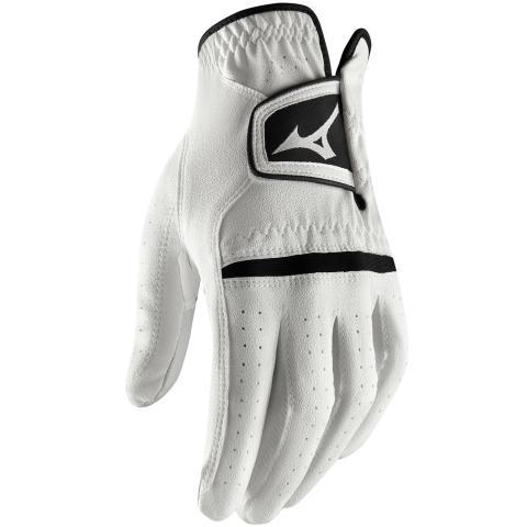 Mizuno Comp Golf Glove Right Handed Golfer / White