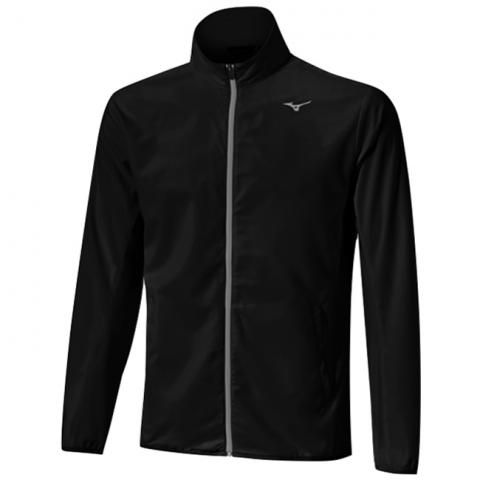 Mizuno Move Tech Lite Windproof Jacket Black