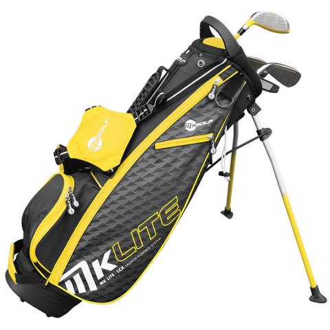 MKids Lite Junior Half Set Right Handed / Yellow / 45 inches