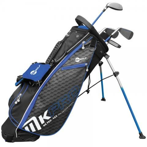 MKids Pro Junior Half Set Right Handed / Blue / 61 inches
