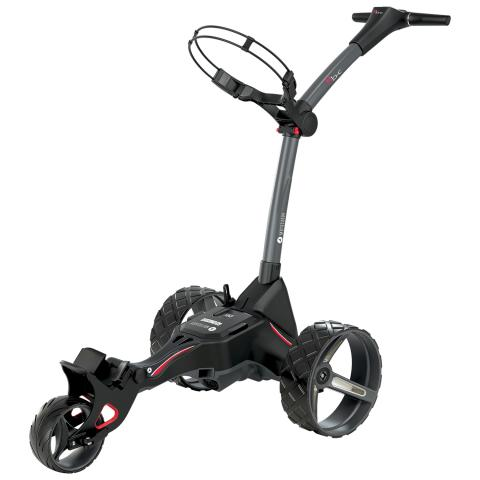 Motocaddy 2020 M1 DHC Electric Golf Trolley Graphite / Lithium Battery