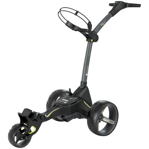 Motocaddy 2020 M3 PRO Electric Golf Trolley Graphite / Lithium Battery