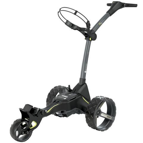 Motocaddy 2020 M3 PRO DHC Electric Golf Trolley Graphite / Lithium Battery