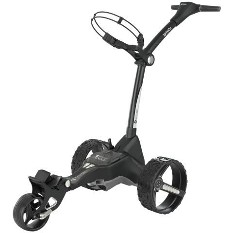 Motocaddy 2020 M-TECH Electric Golf Trolley Black / Lithium Battery