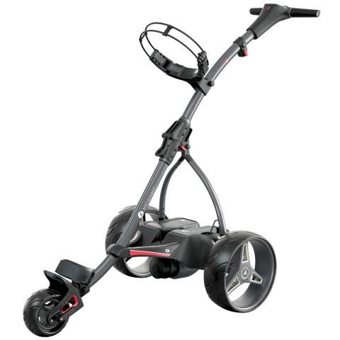 Motocaddy 2020 S1 Electric Golf Trolley Graphite / Lithium Battery