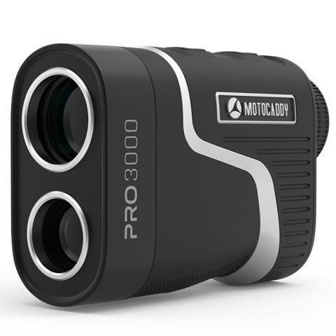 Motocaddy PRO3000 Golf Laser Rangefinder Black