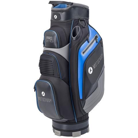 Motocaddy 2020 Pro Series Golf Cart Bag Black/Blue