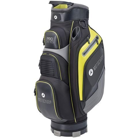 Motocaddy 2020 Pro Series Golf Cart Bag Black/Lime