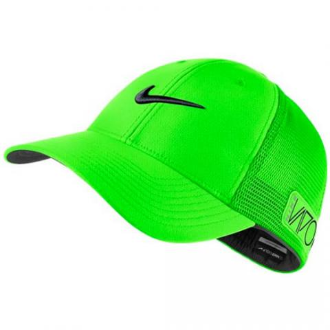 4276e6d037d25 Nike Tour Legacy Mesh Cap Green Strike Black