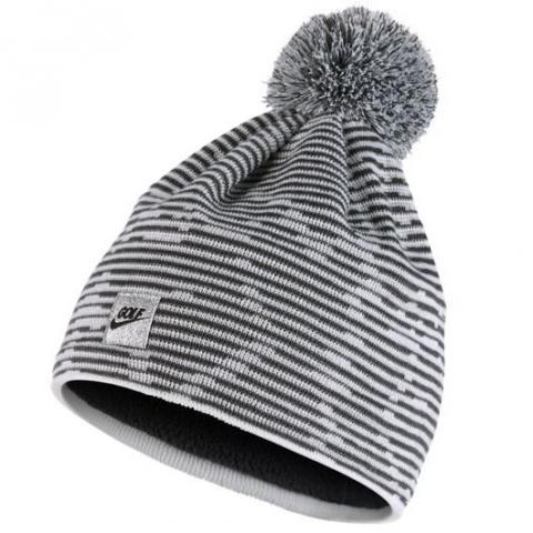 0efd07776 Nike Camo Animal Knit Bobble Hat