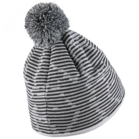 c867c033 Nike Camo Animal Knit Bobble Hat Summit White/Dark Grey | Scottsdale ...