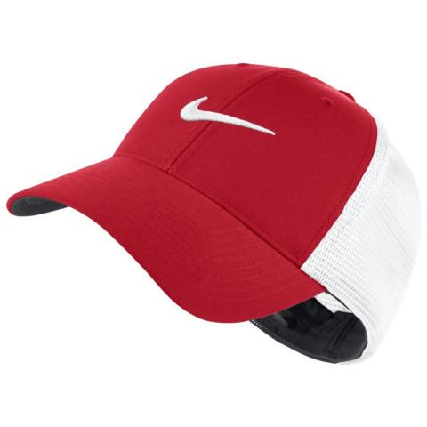 c347c4cdad9 Nike Legacy 91 Tour Mesh Cap University Red White  ‌11.00