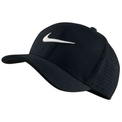 70a55456 Nike Classic 99 Perforated Cap Black/White $15.00