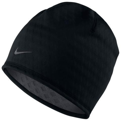 15fc5dd7 Nike Tour Skully Beanie Hat Black/Dark Grey $11.00
