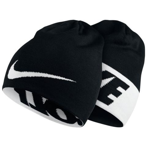 cdcf34c3 Nike Reversible Beanie Hat Black/White $16.00