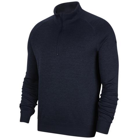 Nike Dry Player Zip Neck Sweater