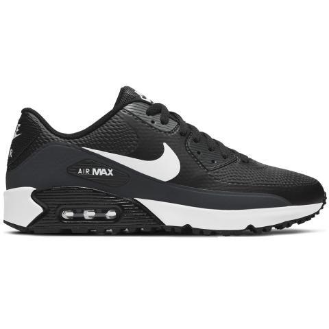 Nike Air Max 90 G Golf Shoes Black/White/Anthracite