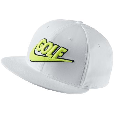 6d273cb980b Nike Nike True Badge Flat Brim Cap White Black