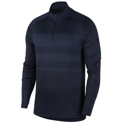 Nike Dry Vapor Zip Neck Sweater