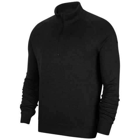 Nike Dry Player Zip Neck Sweater