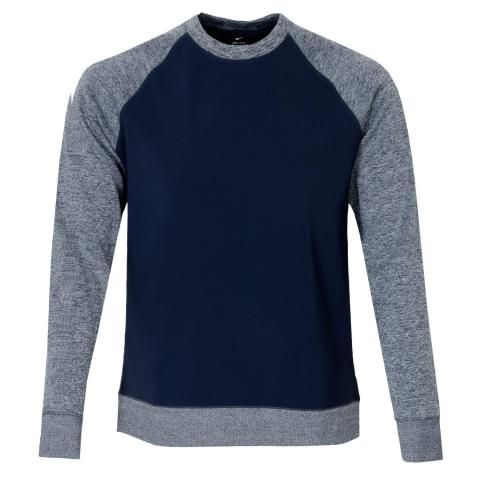 Nike Dri-Fit Player Long Sleeve Cover Up Obsidian