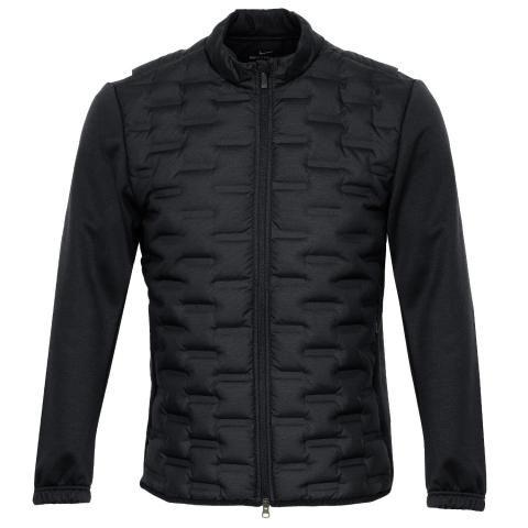 Nike Aeroloft Repel Hyperadapt Jacket Black