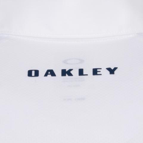 6393965a Oakley Ace Polo Shirt White | Scottsdale Golf