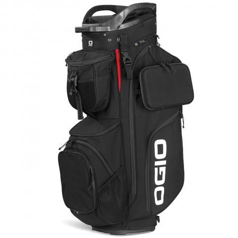 OGIO Alpha Convoy 514 Golf Cart Bag Black