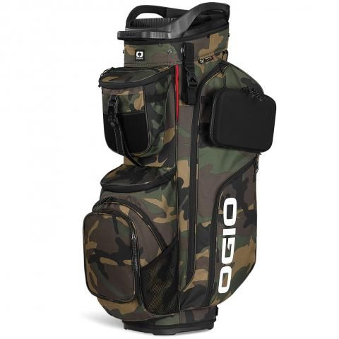 OGIO Alpha Convoy 514 Golf Cart Bag Woodland Camo