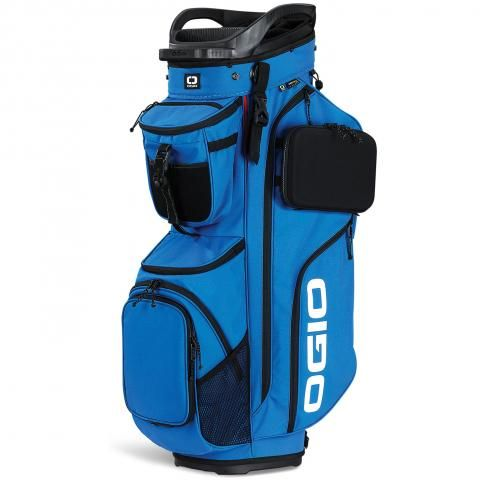 OGIO Alpha Convoy 514 Golf Cart Bag Royal Blue