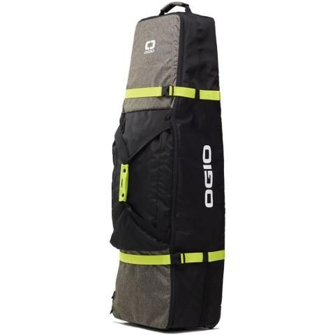 OGIO Alpha Golf Travel Cover Charcoal/Neon