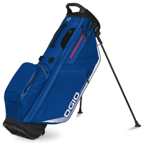 OGIO Fuse Aquatech 304 Waterproof Golf Stand Bag Cobalt
