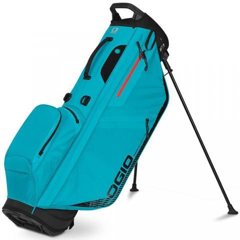 OGIO Fuse Aquatech 304 Waterproof Golf Stand Bag Turquoise